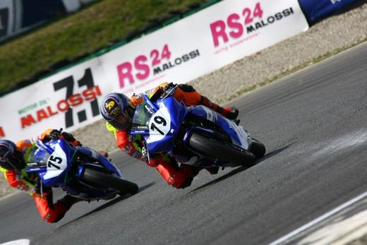 Partita la Yamaha R125 Cup 2010 - Foto 30 di 31