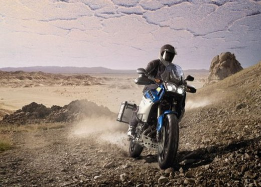 Yamaha XTZ1200R Super Ténéré al Rally dei Faraoni 2011 - Foto 13 di 13