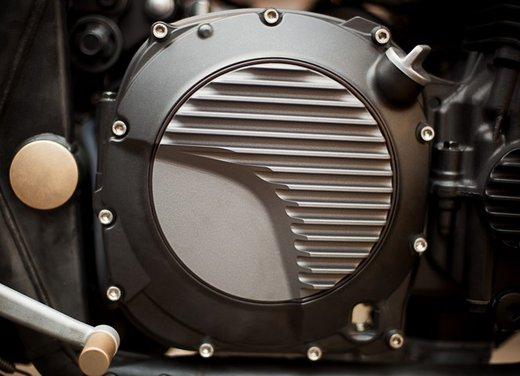 "Yamaha XJR 1300 ""Yard Built Yamaha"" by Wrenchmonkees - Foto 24 di 47"