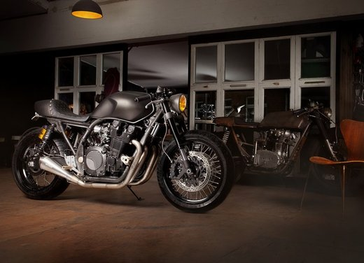 "Yamaha XJR 1300 ""Yard Built Yamaha"" by Wrenchmonkees - Foto 13 di 47"