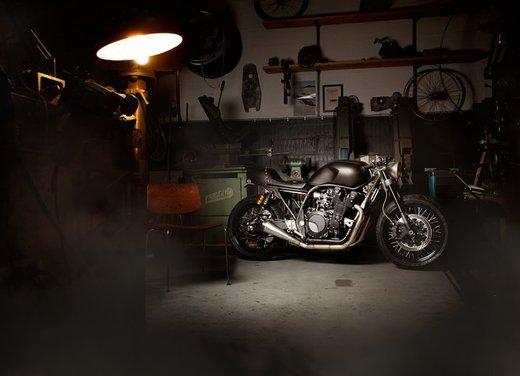 "Yamaha XJR 1300 ""Yard Built Yamaha"" by Wrenchmonkees - Foto 18 di 47"