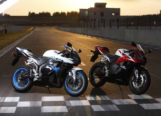 Honda CBR600RR MY2009 – Long Test Ride - Foto 12 di 15