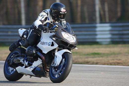 Alex Zanardi in moto