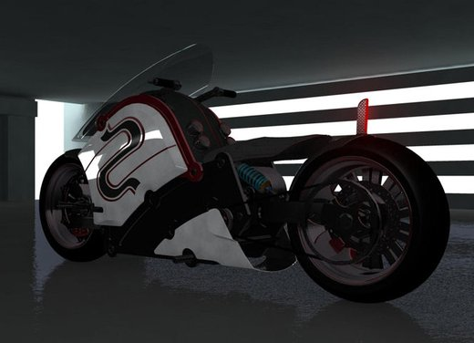 ZecOO Electric Motorcycle - Foto 11 di 17