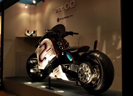ZecOO Electric Motorcycle - Foto 14 di 17