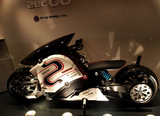 ZecOO Electric Motorcycle - Foto 1 di 17