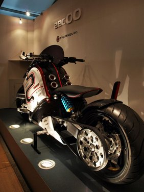 ZecOO Electric Motorcycle - Foto 16 di 17