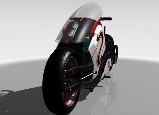 ZecOO Electric Motorcycle - Foto 17 di 17