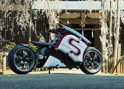 ZecOO Electric Motorcycle - Foto 2 di 17
