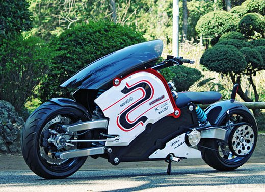 ZecOO Electric Motorcycle - Foto 3 di 17