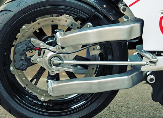 ZecOO Electric Motorcycle - Foto 5 di 17
