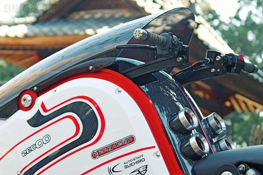 ZecOO Electric Motorcycle - Foto 6 di 17