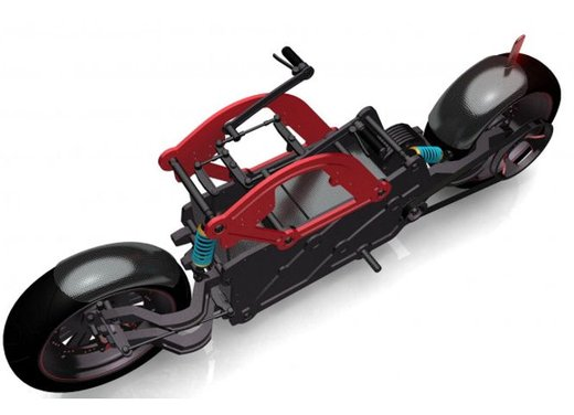 ZecOO Electric Motorcycle - Foto 8 di 17