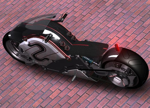 ZecOO Electric Motorcycle - Foto 10 di 17