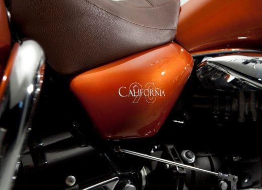 Moto Guzzi California 90° Anniversario: prezzo di 16.780 Euro - Foto 13 di 15
