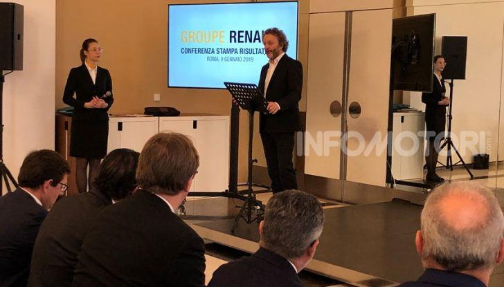 Renault, un ottimo 2018 con quota mercato del 9,9% - Foto 3 di 6
