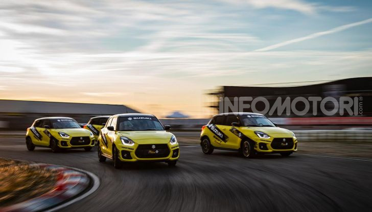 Suzuki Swift Sport: versione ad hoc per l'ACI Rally Italia Talent - Foto 2 di 25