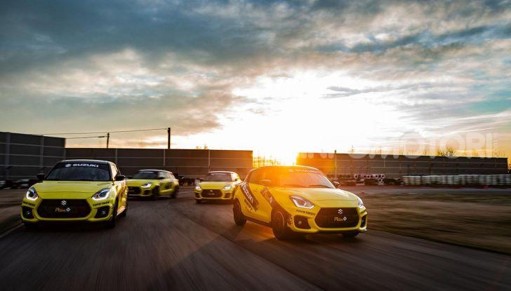 Suzuki Swift Sport: versione ad hoc per l'ACI Rally Italia Talent - Foto 1 di 25