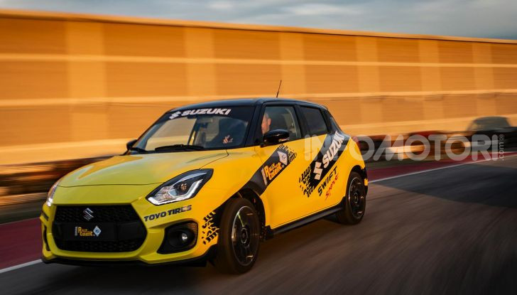 Suzuki Swift Sport: versione ad hoc per l'ACI Rally Italia Talent - Foto 3 di 25