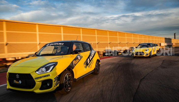 Suzuki Swift Sport: versione ad hoc per l'ACI Rally Italia Talent - Foto 4 di 25
