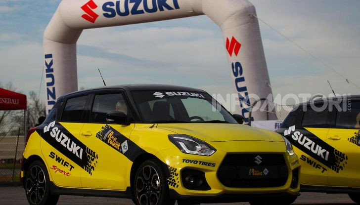Suzuki Swift Sport: versione ad hoc per l'ACI Rally Italia Talent - Foto 5 di 25