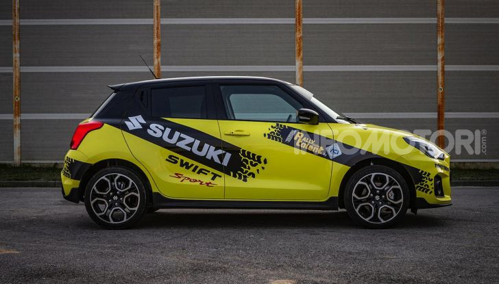 Suzuki Swift Sport: versione ad hoc per l'ACI Rally Italia Talent - Foto 8 di 25