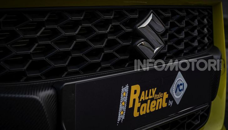 Suzuki Swift Sport: versione ad hoc per l'ACI Rally Italia Talent - Foto 10 di 25