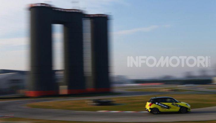Suzuki Swift Sport: versione ad hoc per l'ACI Rally Italia Talent - Foto 12 di 25