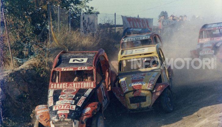 La storia di Citroën al Campionato Italiano 2CV-Dyane CROSS - Foto 1 di 9