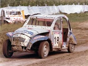 La storia di Citroën al Campionato Italiano 2CV-Dyane CROSS - Foto 2 di 9