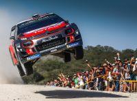 WRC 2018, Argentina-  Passi avanti per la C3 WRC