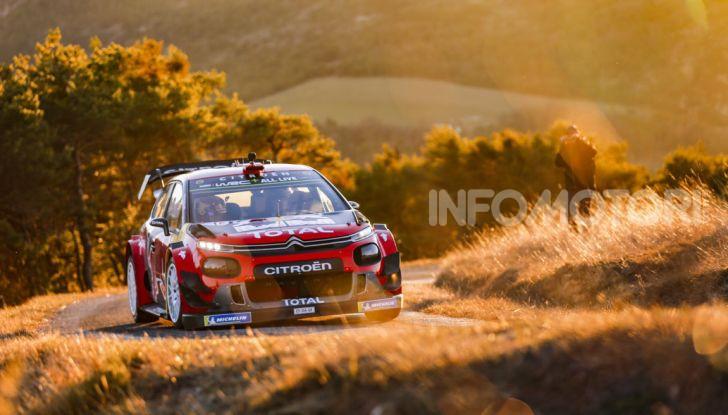 WRC Monte Carlo 2019 – presentazione: le C3 WRC pronte per la sfida monegasca - Foto 3 di 6