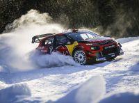 WRC Monte Carlo 2019 – presentazione: le C3 WRC pronte per la sfida monegasca
