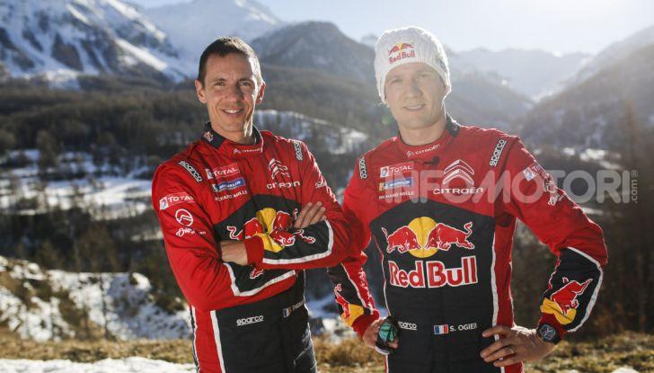 Il Rally di Monte Carlo secondo Sébastien Ogier, pilota Citroën - Foto 2 di 3
