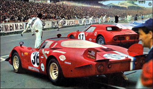 Alfa Romeo LMP1 Le Mans: rendering d'assalto per le 24 ore - Foto 7 di 7