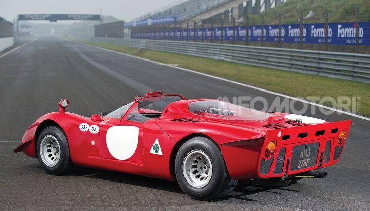 Alfa Romeo LMP1 Le Mans: rendering d'assalto per le 24 ore - Foto 6 di 7