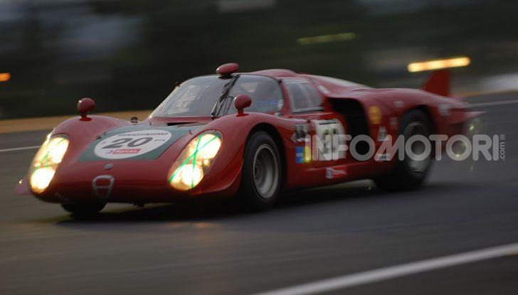 Alfa Romeo LMP1 Le Mans: rendering d'assalto per le 24 ore - Foto 5 di 7