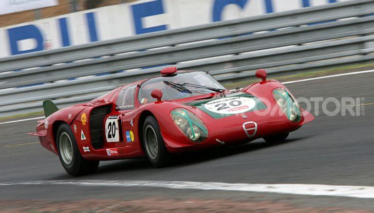 Alfa Romeo LMP1 Le Mans: rendering d'assalto per le 24 ore - Foto 4 di 7