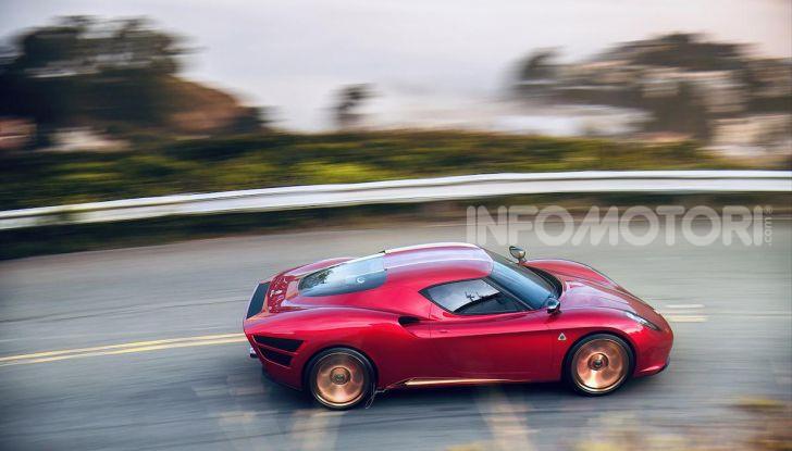 Alfa Romeo Nivola 2019: il ritorno della 33 Stradale secondo Ugur Sahin - Foto 2 di 14