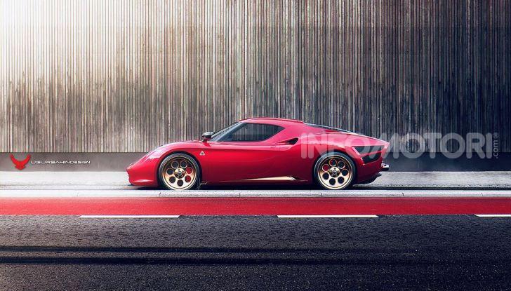Alfa Romeo cambia logo: addio allo storico Biscione - Foto 10 di 20