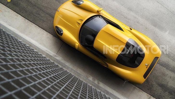 Alfa Romeo Nivola 2019: il ritorno della 33 Stradale secondo Ugur Sahin - Foto 8 di 14