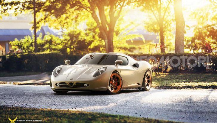 Alfa Romeo cambia logo: addio allo storico Biscione - Foto 12 di 20