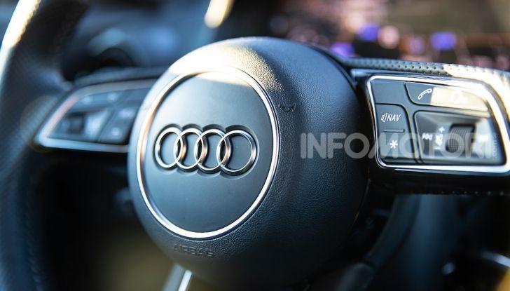 Audi Q2 1.6 TDI S Tronic Sport: prova su strada del crossover premium - Foto 5 di 42
