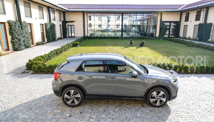 Audi Q2, Q5, Q7 e Q8, tante novità per il 2019 - Foto 11 di 42