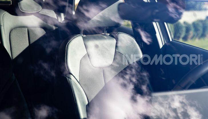 Audi Q2 1.6 TDI S Tronic Sport: prova su strada del crossover premium - Foto 12 di 42