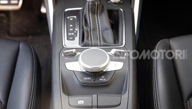 Audi Q2 1.6 TDI S Tronic Sport: prova su strada del crossover premium - Foto 16 di 42