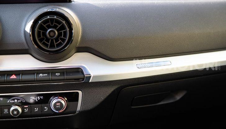 Audi Q2 1.6 TDI S Tronic Sport: prova su strada del crossover premium - Foto 19 di 42