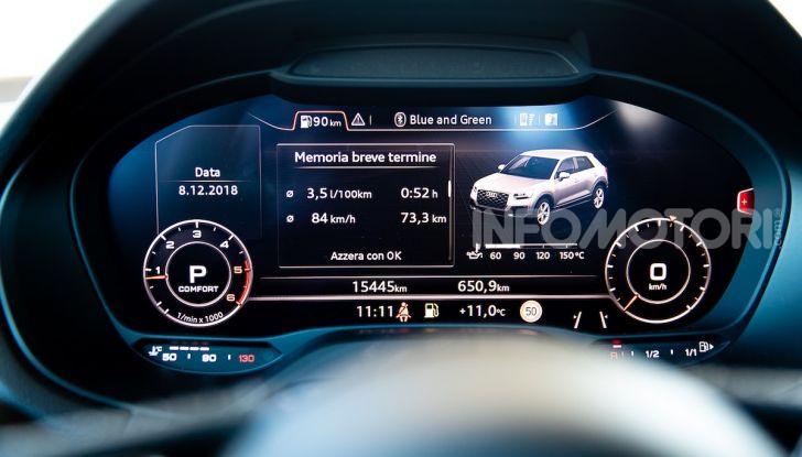 Audi Q2 1.6 TDI S Tronic Sport: prova su strada del crossover premium - Foto 6 di 42