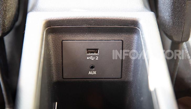 Audi Q2 1.6 TDI S Tronic Sport: prova su strada del crossover premium - Foto 20 di 42