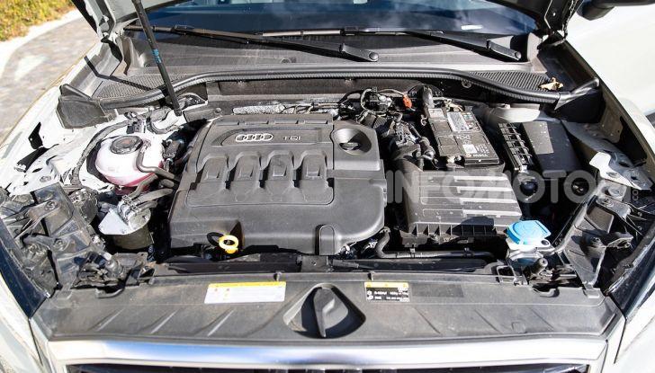 Audi Q2 1.6 TDI S Tronic Sport: prova su strada del crossover premium - Foto 22 di 42